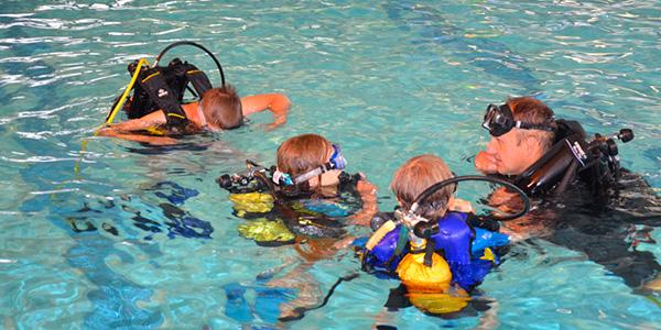 okeanos plongee enfants